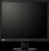 "LCD LG 17\"" KOTAK / SQUARE"
